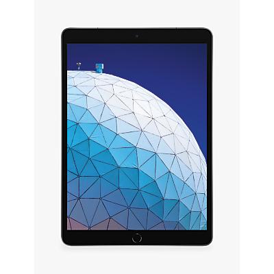 Image of 2019 Apple iPad Air 10.5, A12 Bionic, iOS, Wi-Fi & Cellular, 256GB