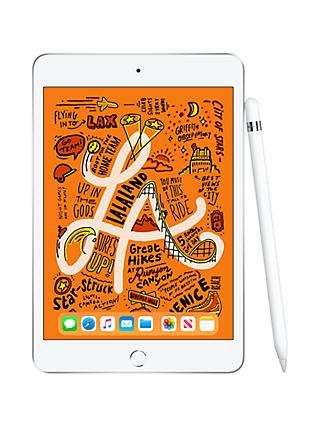 "2019 Apple iPad mini, Apple A12, iOS, 7.9"", Wi-Fi & Cellular, 64GB"