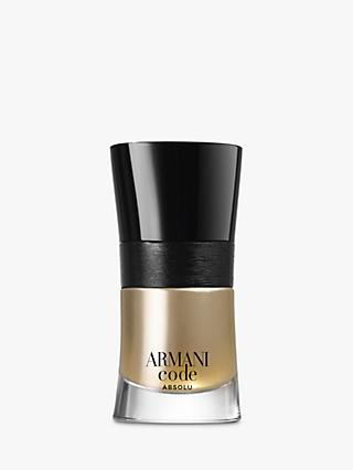Giorgio Armani Code Absolu Eau de Parfum For Men