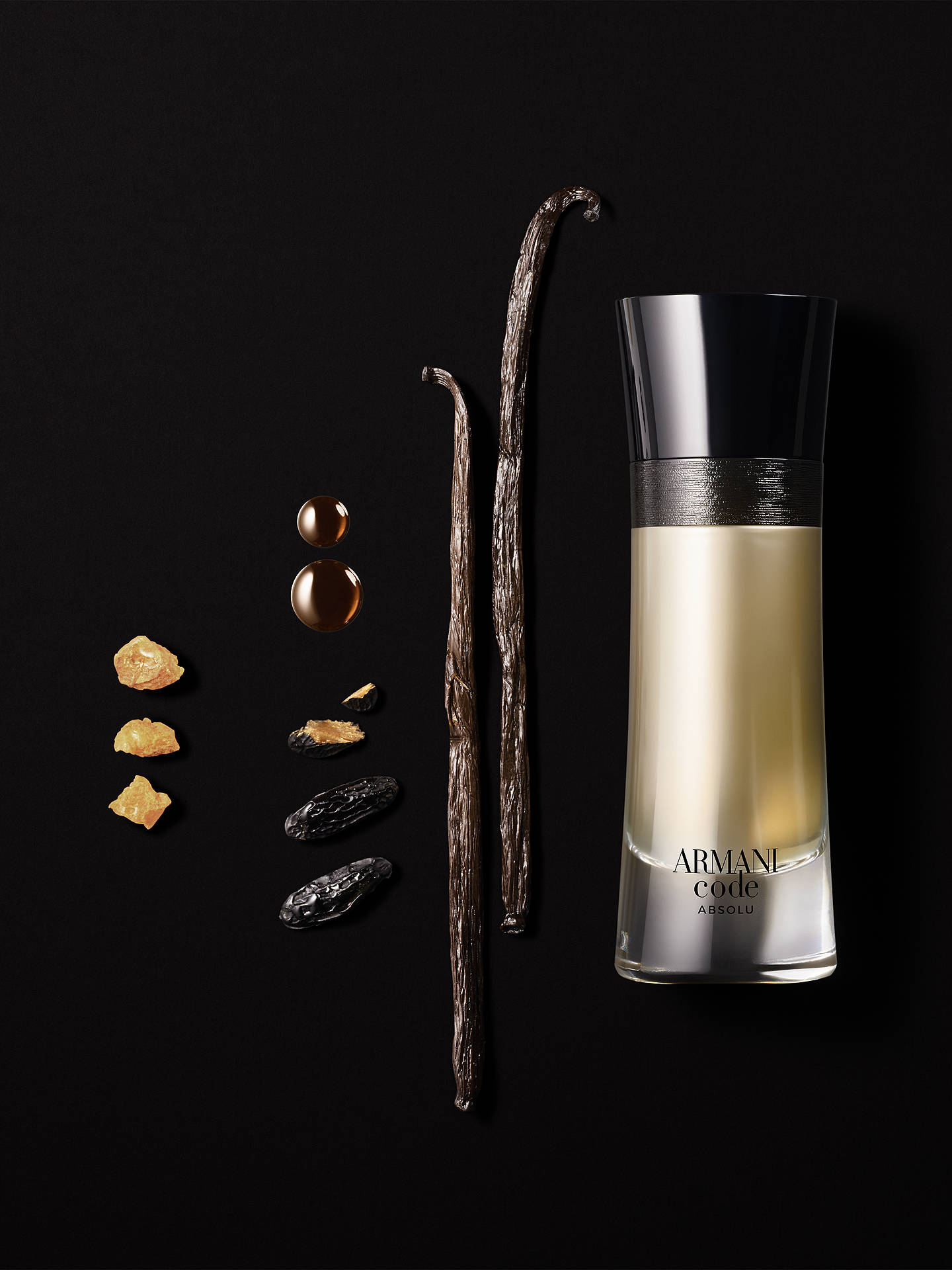 4eecd7280c09b2 Buy Giorgio Armani Code Absolu Eau de Parfum For Men, 30ml Online at  johnlewis.
