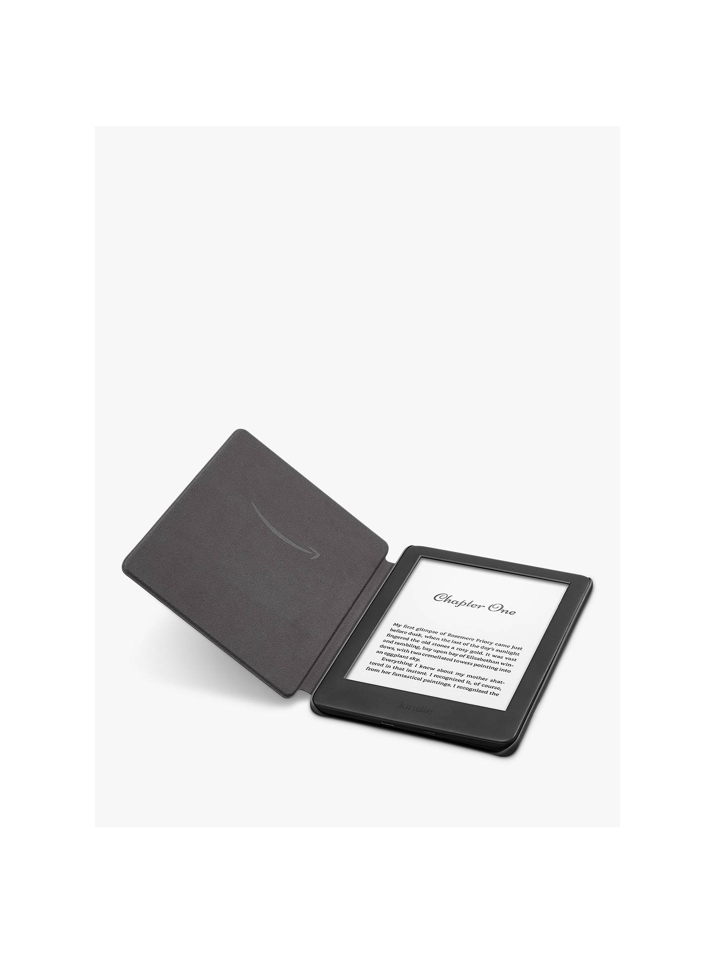 Amazon Cover for Kindle, 10th Generation, 2019 Release Only, Charcoal Black