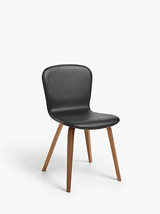John Lewis & Partners Kasper Leather Dining Chair