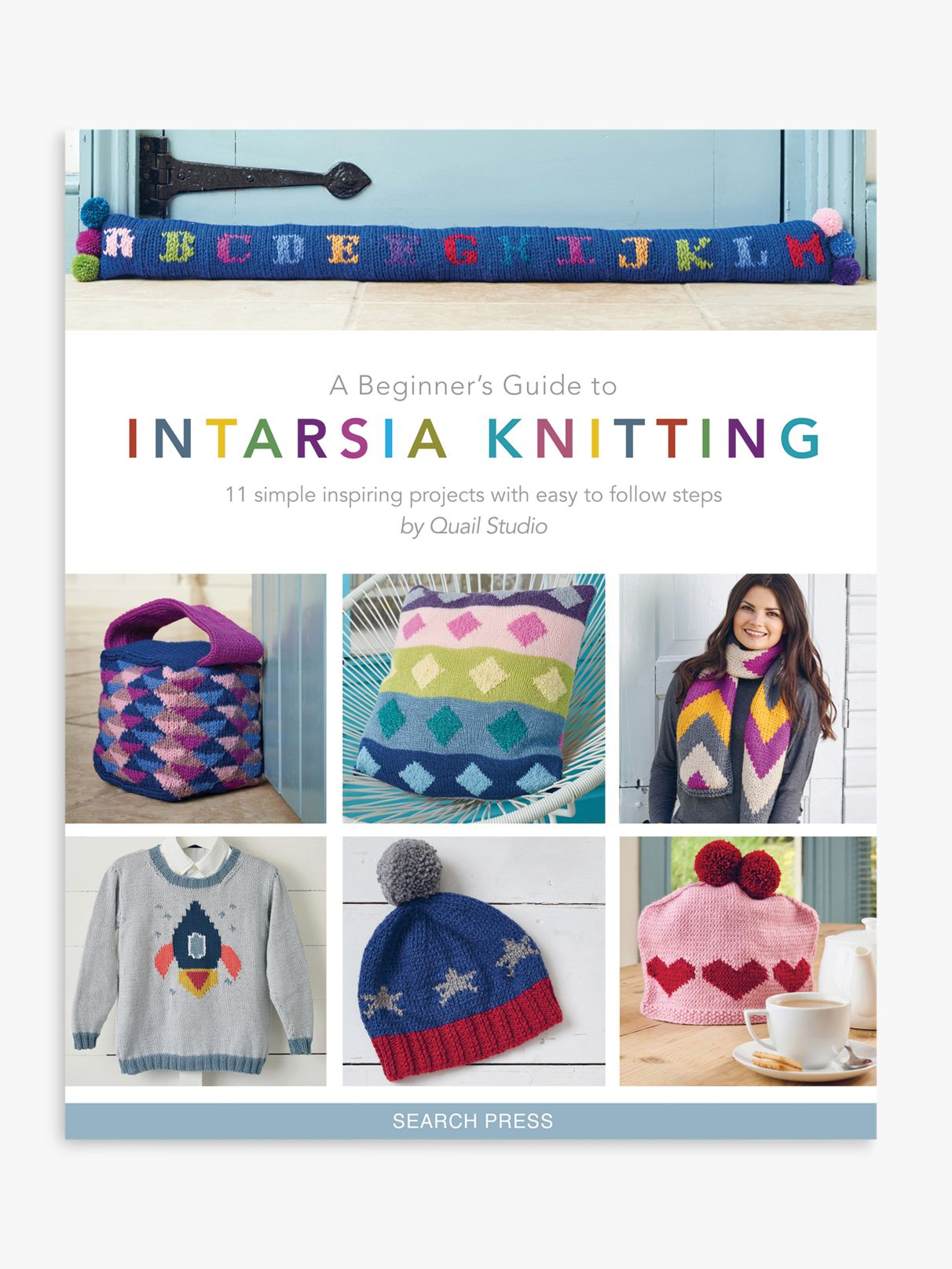 Search Press Search Press A Beginner's Guide To Intarsia Knitting