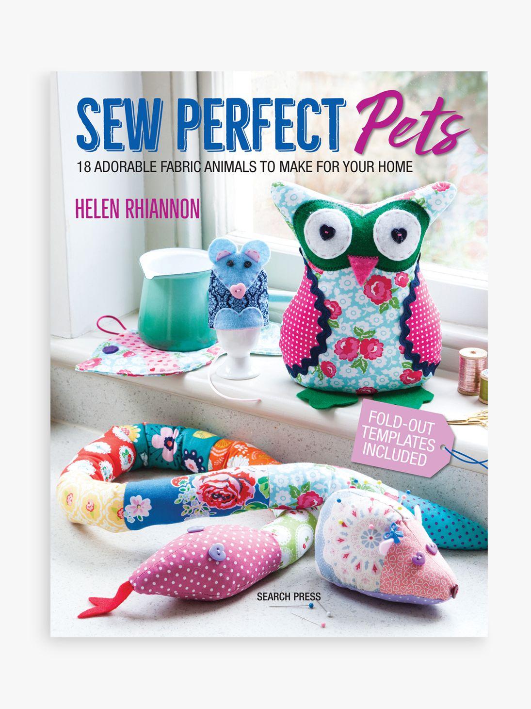 Search Press Search Press Sew Perfect Pets