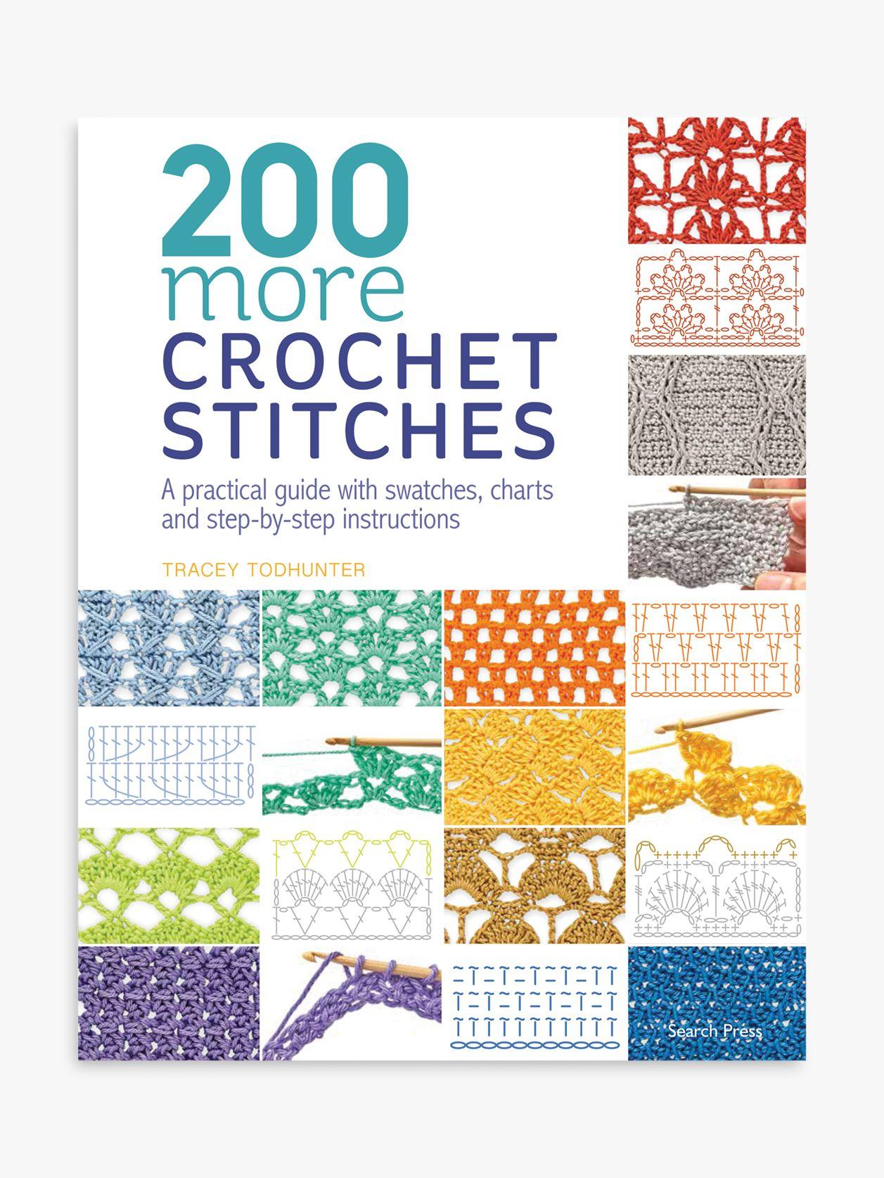 Search Press Search Press 200 More Crochet Stitches