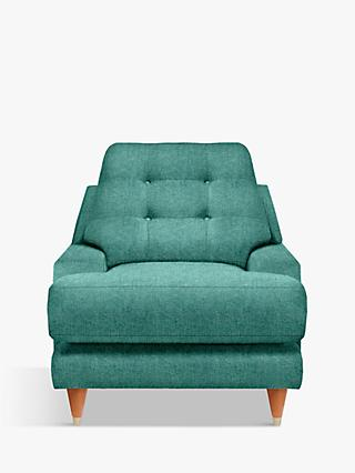 G Plan Vintage The Fifty Seven Armchair, Sorren Teal