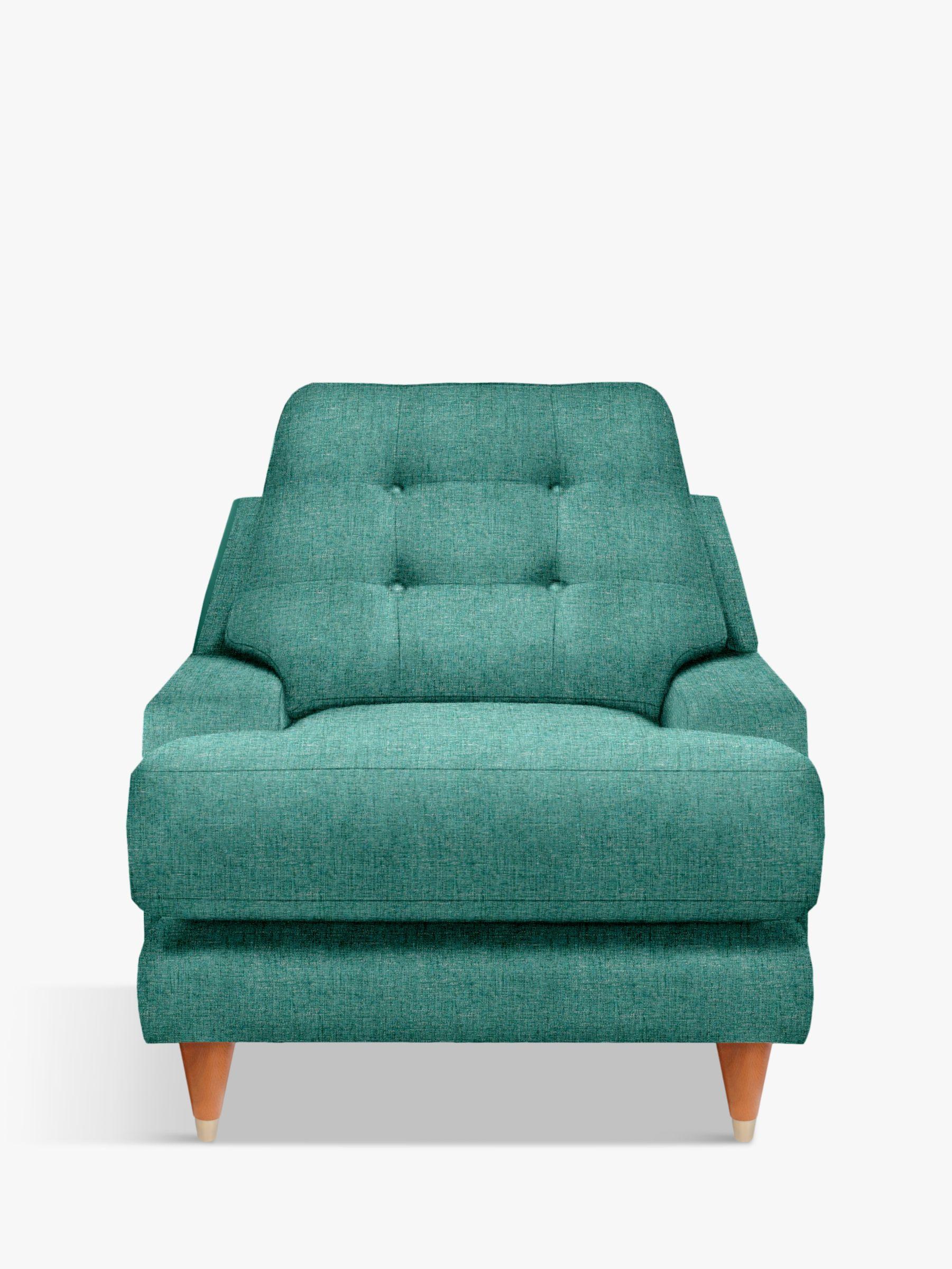 G Plan Vintage G Plan Vintage The Fifty Seven Armchair, Sorren Teal