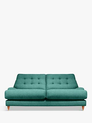 The Fifty Seven Range, G Plan Vintage The Fifty Seven Large 3 Seater Sofa, Sorren Teal