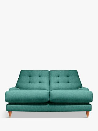 G Plan Vintage The Fifty Seven Small 2 Seater Sofa, Sorren Teal