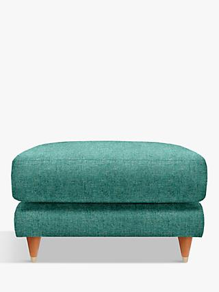 G Plan Vintage The Fifty Seven Footstool, Sorren Teal