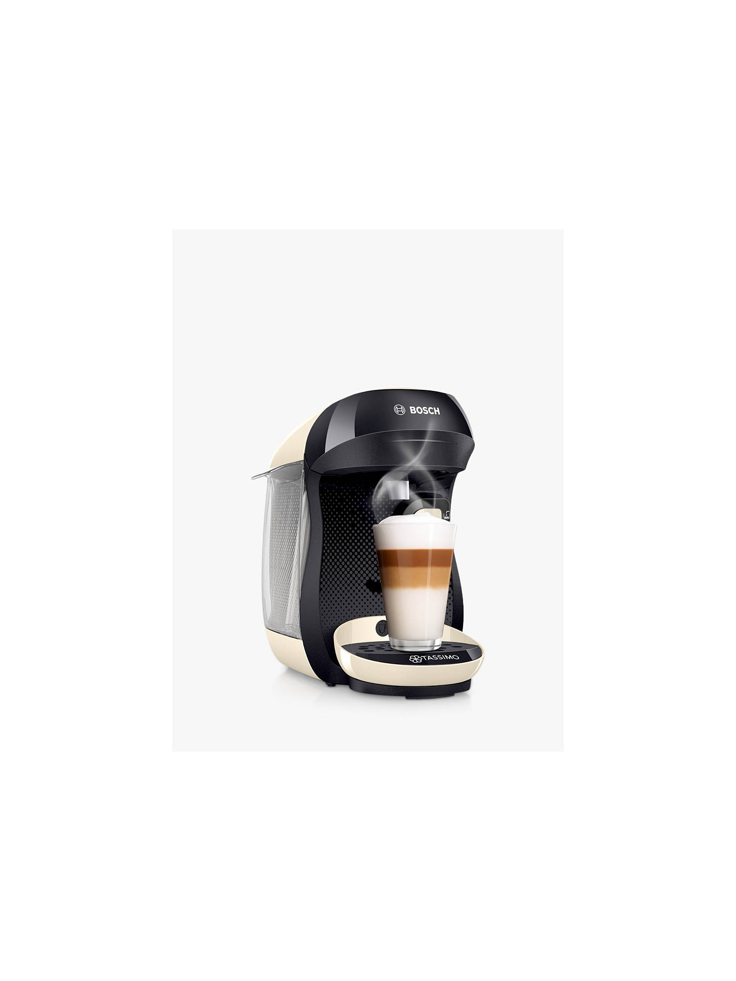 Tassimo Happy Coffee Machine By Bosch At John Lewis Partners