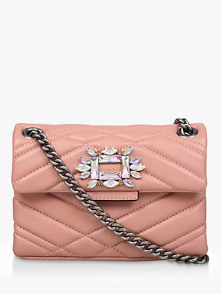 Kurt Geiger London Mini Mayfair Leather Cross Body Bag