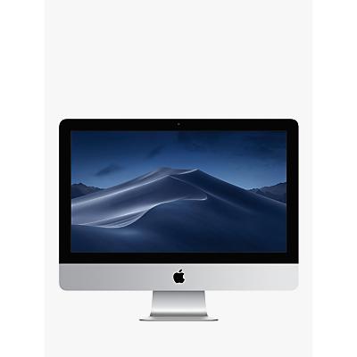 2019 Apple iMac 21.5 MRT32B/A All-in-One, Intel Core i3, 8GB RAM, 1TB HDD, Radeon Pro 555X, 21.5� 4K, Silver
