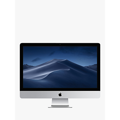 "Image of 2019 Apple iMac 27 MRR12B/A All-in-One, Intel Core i5, 8GB RAM, 2TB Fusion Drive, Radeon Pro 580X, 27"" 5K, Silver"
