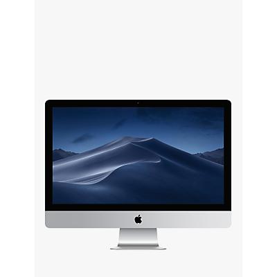 2019 Apple iMac 27 MRQY2B/A All-in-One, Intel Core i5, 8GB RAM, 1TB Fusion Drive, Radeon Pro 570X, 27� 5K, Silver