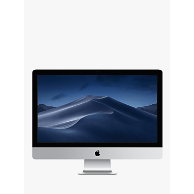 "Image of 2019 Apple iMac 27 MRR02B/A All-in-One, Intel Core i5, 8GB RAM, 1TB Fusion Drive, Radeon Pro 575X, 27"" 5K, Silver"