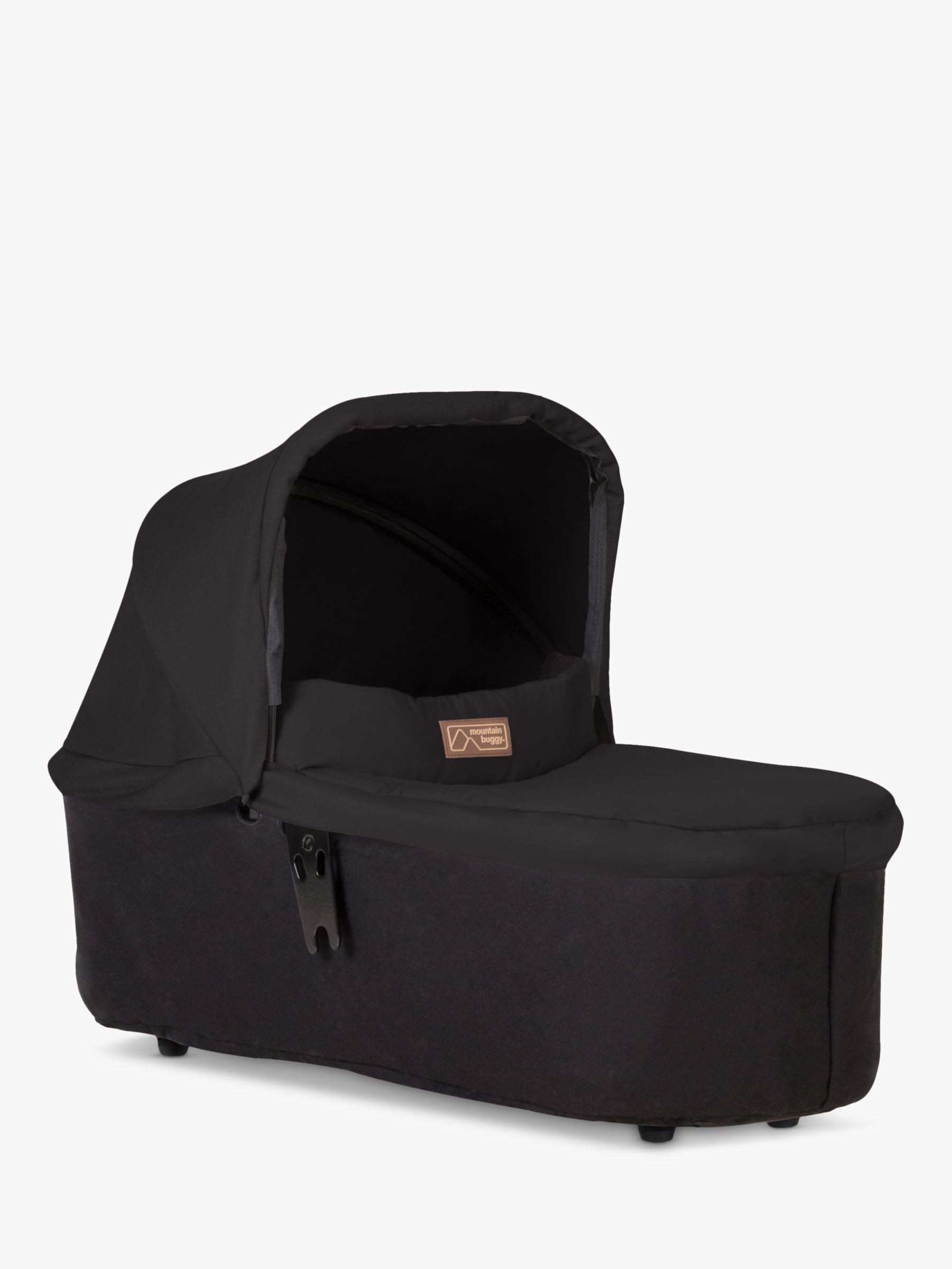 Mountain Buggy Duet Carrycot Plus, Black