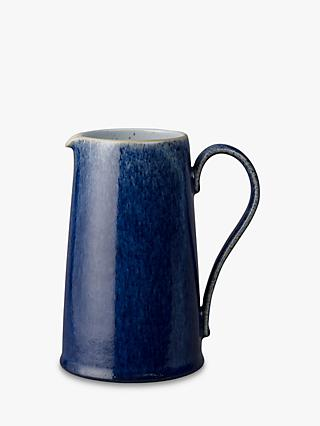 Denby Studio Blue Large Jug, 1.2L