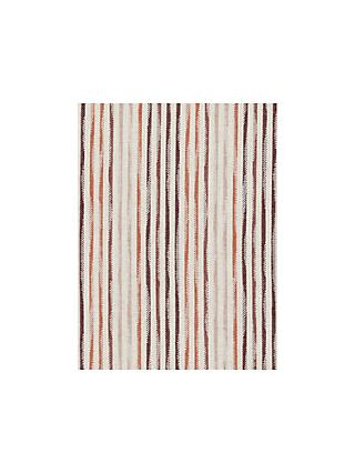 John Lewis & Partners Ottavia Made to Measure Curtains, Rosa