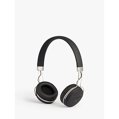 Image of John Lewis & Partners H2 Wireless On-Ear Headphones with Mic/Remote