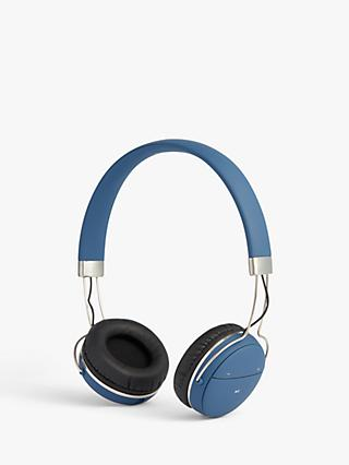 John Lewis & Partners H2 Wireless On-Ear Headphones with Mic/Remote