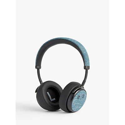 Image of John Lewis & Partners H1 Wireless On-Ear Headphones with Mic/Remote