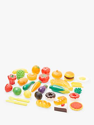 John Lewis & Partners 32 Piece Food Set