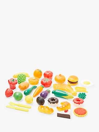John Lewis & Partners 32 Piece Food Set