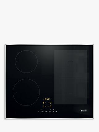 Miele KM7464FR Induction Hob, Black