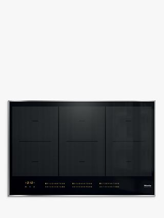 Miele KM7575FR Induction Hob, Black