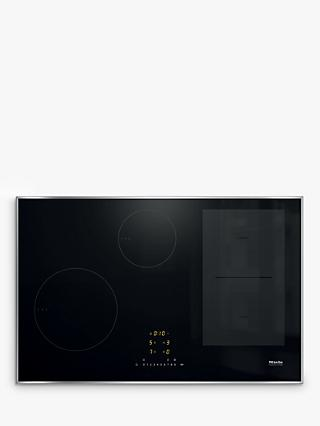 Miele KM7474FR Induction Hob, Black