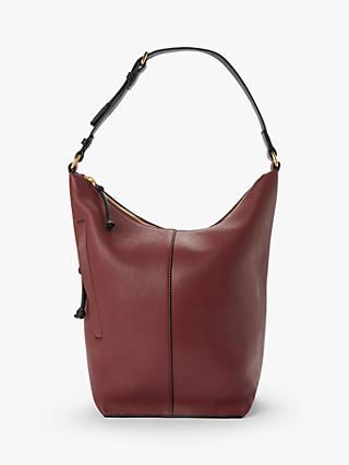 AND/OR Merida Leather Shoulder Bag