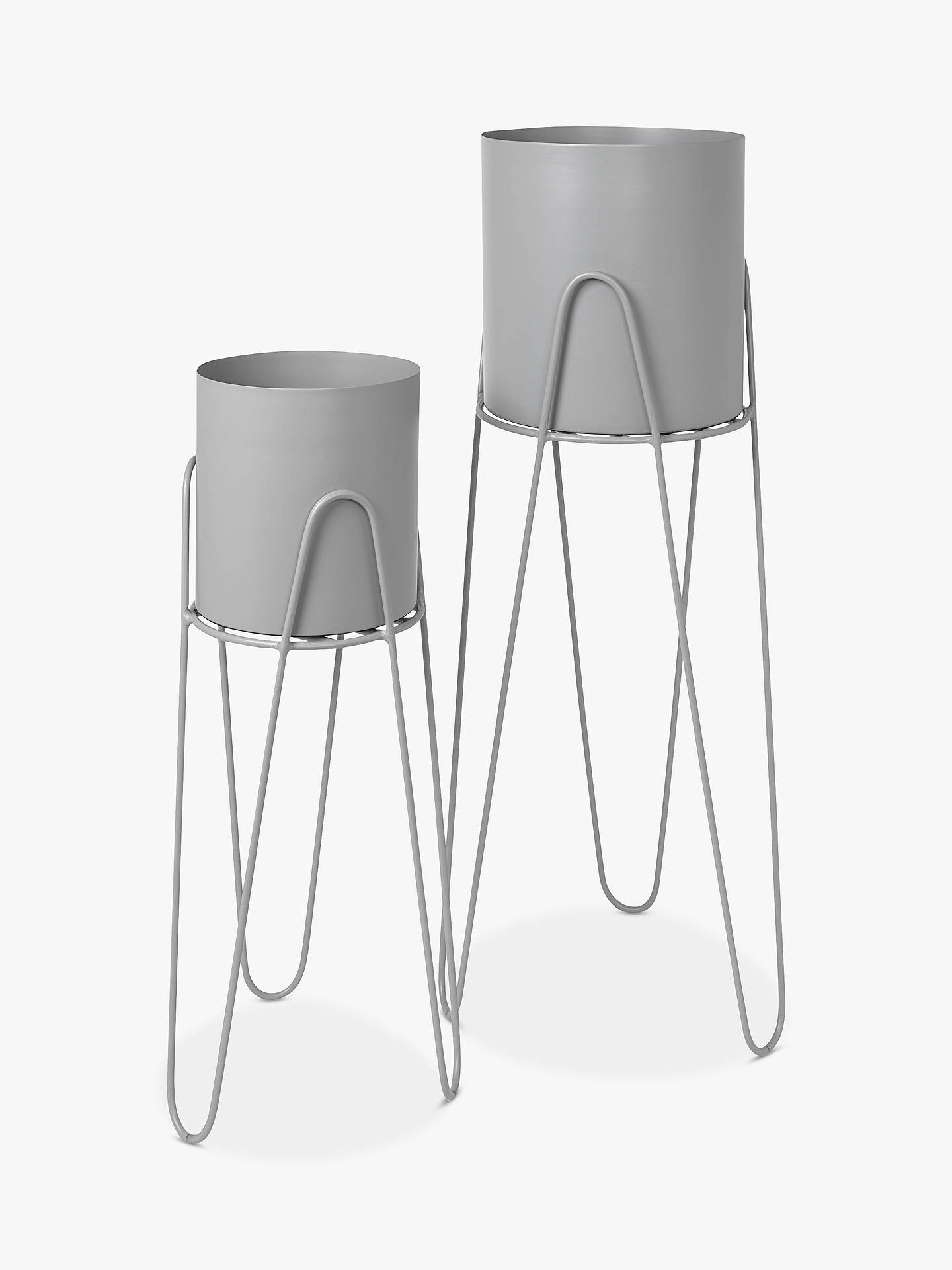Buy Broste Copenhagen Lisa Stand and Pot, Set of 2 Online at johnlewis.com