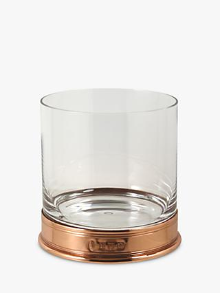 English Pewter Company Copper Plated Tumbler