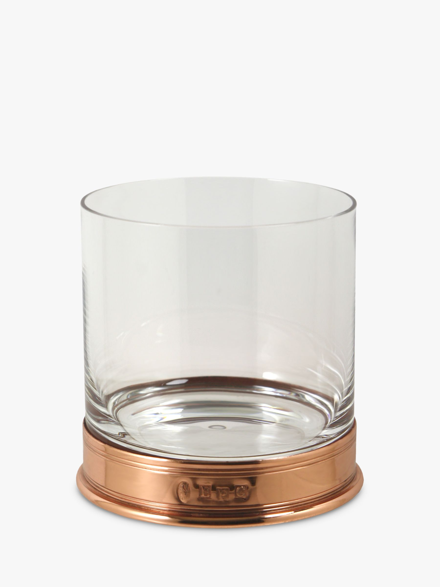 English Pewter Company English Pewter Company Copper Plated Tumbler