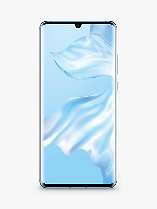 "Huawei P30 Pro 8+ with Reverse Wireless Charge, Android, 8GB RAM, 6.47"", 4G LTE, SIM Free, 128GB"