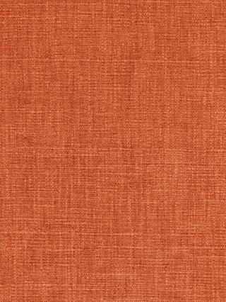 John Lewis & Partners Cotton Blend Made to Measure Curtains or Roman Blind, Clementine