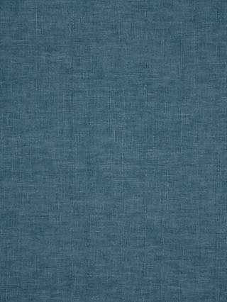 John Lewis & Partners Cotton Blend Made to Measure Curtains, Kingfisher