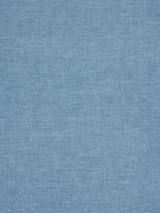 John Lewis & Partners Cotton Blend Made to Measure Curtains or Roman Blind, Denim