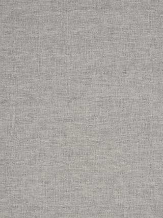 John Lewis & Partners Cotton Blend Made to Measure Curtains or Roman Blind, Storm
