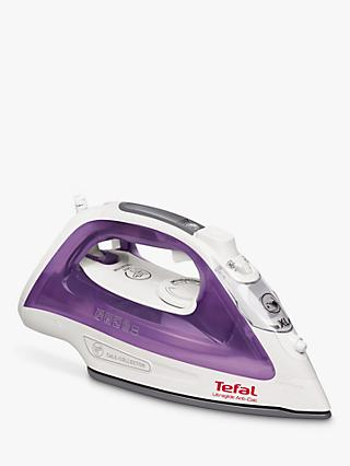 Tefal FV2661 Ultraglide Anti-Scale Steam Iron, Purple