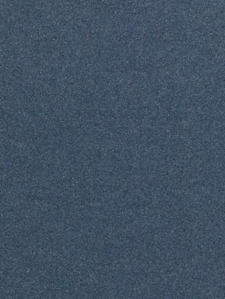 John Lewis & Partners Rich Wool Made to Measure Curtains, Navy