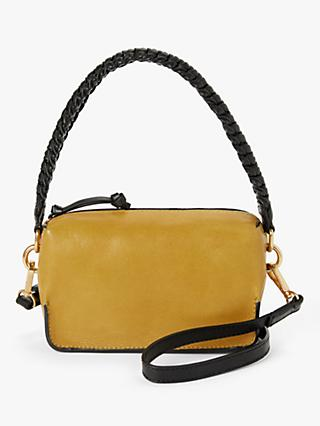 AND/OR Puebla Leather Cross Body Bag