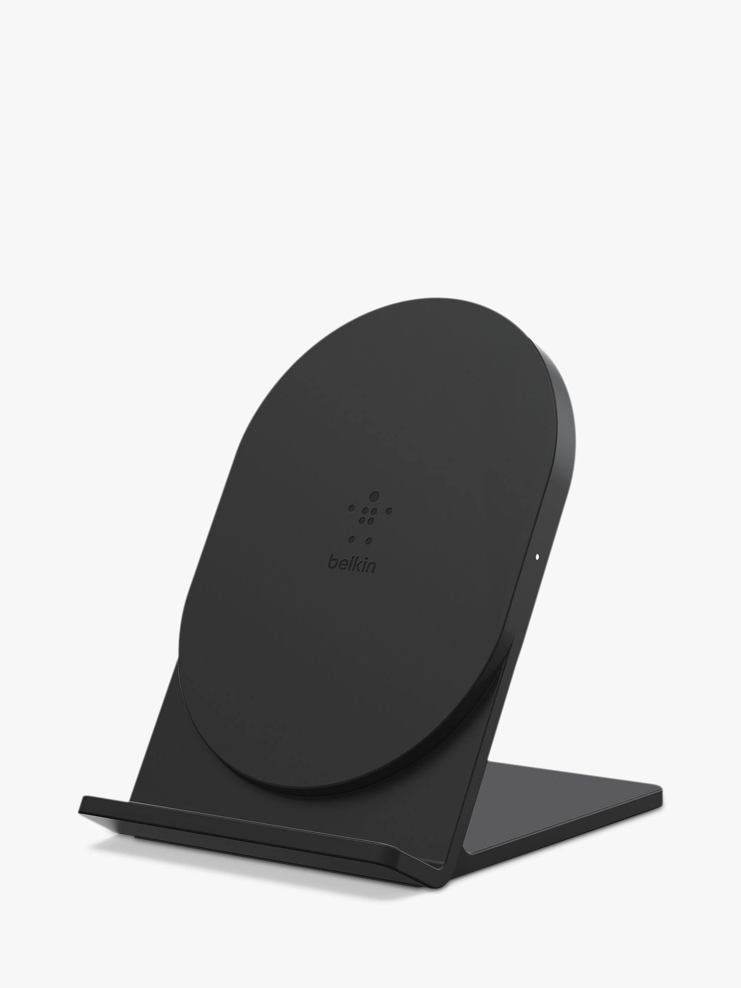Belkin Belkin BOOST UP 5W Qi Wireless Charging Pad with Stand, Black