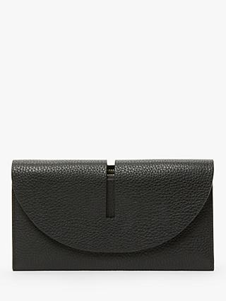 John Lewis & Partners Ara Leather Foldover Purse