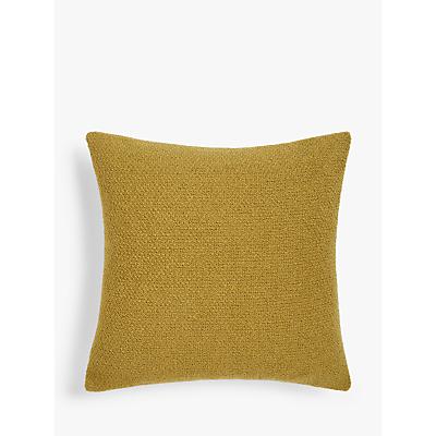 John Lewis & Partners Wool Blend Boucle Cushion