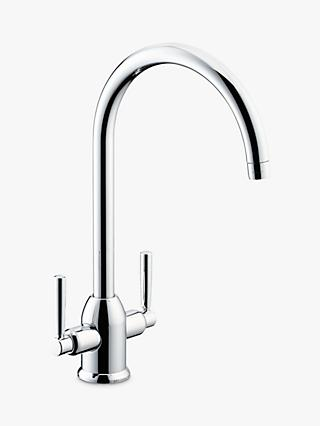 John Lewis & Partners Leap 2 Lever Kitchen Tap