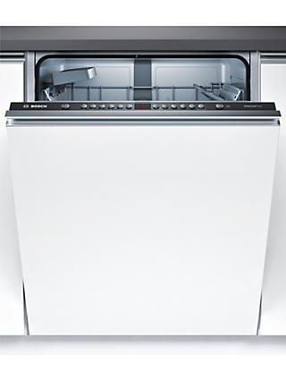 Bosch SMV46JX01G Integrated Dishwasher