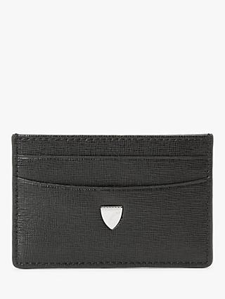 Aspinal of London Leather Slim Credit Card Case