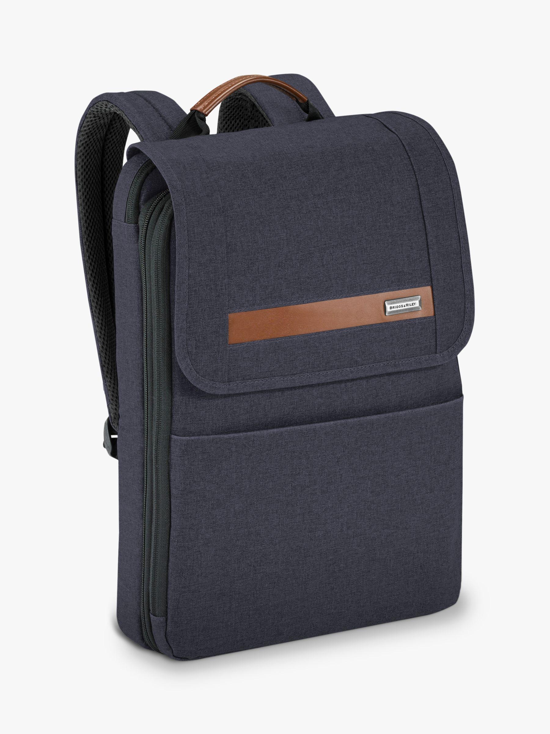 Briggs & Riley Briggs & Riley Kinzie Street 2.0 Slim Flapover Expandable Backpack